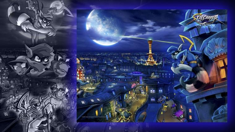 Sly Cooper Thieves in Time Wallpapers   HD Wallpapers Inn