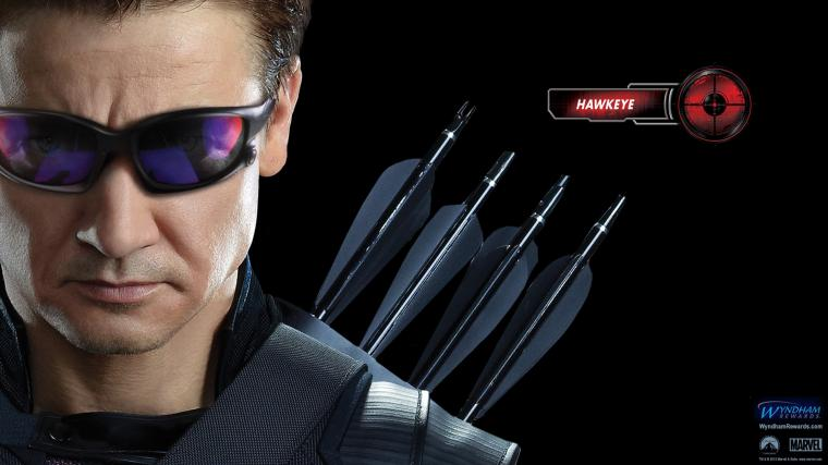 Hawkeye Marvel Avengers Hd Wallpaper Desktop Background