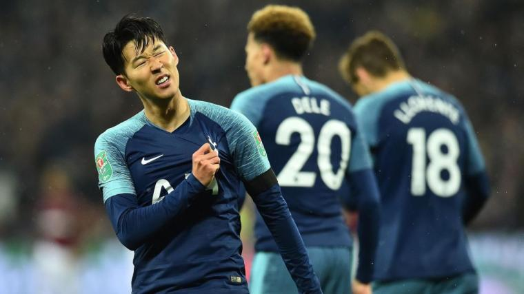 Football news   Heung Min Son is back and on fire   Fans laud