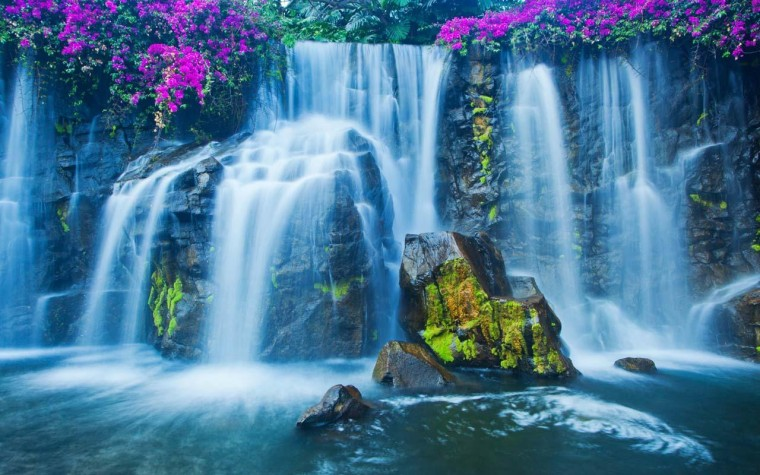 3D Waterfall Live Wallpaper for android 3D Waterfall Live Wallpaper