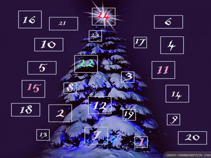 netwallpaperwallpaper calendar christmas countdown wallpapershtm
