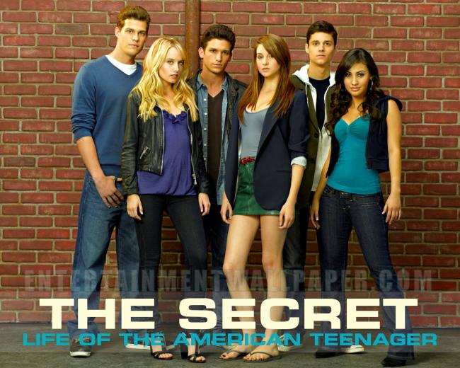The Secret Life of the American Teenager Wallpaper   20019026