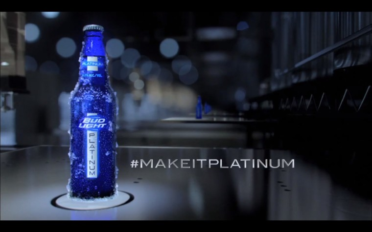 posts bud light platinum does budweiser water down their beer light