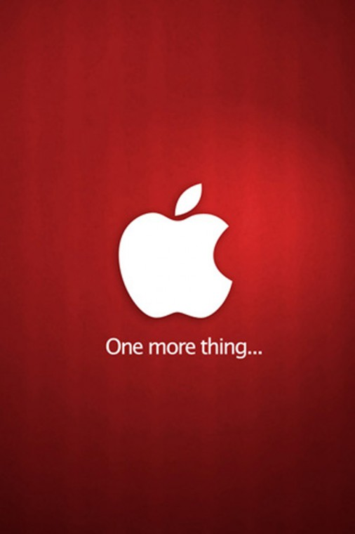 Download Red Black And White Iphone Wallpaper Apple Logo   FunyLool