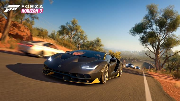 forza horizon 3 images for desktop background Clifford Black 2017