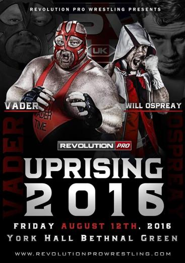 Wrestling Legend Vader Returning To The Ring Against Will Ospreay