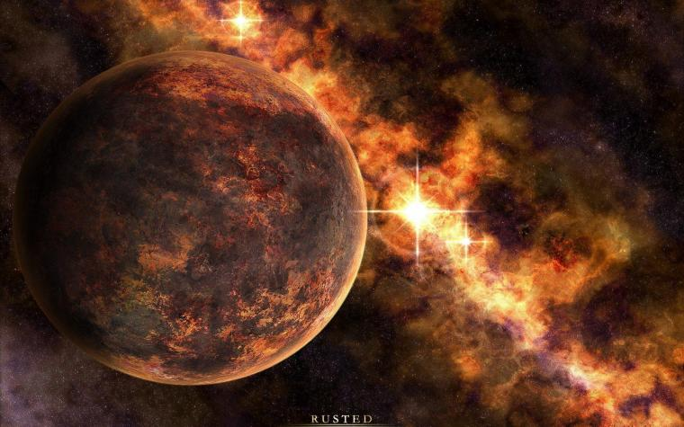Cool Planet Backgrounds