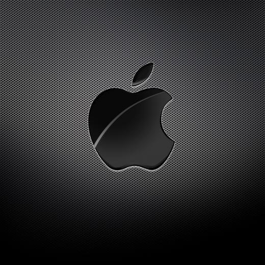 Apple Black Background iPad Wallpaper Download iPhone Wallpapers