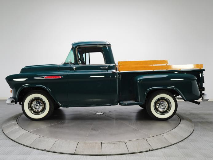 Chevrolet Wallpapers Chevrolet 3100 Pickup 1957 Wallpapers