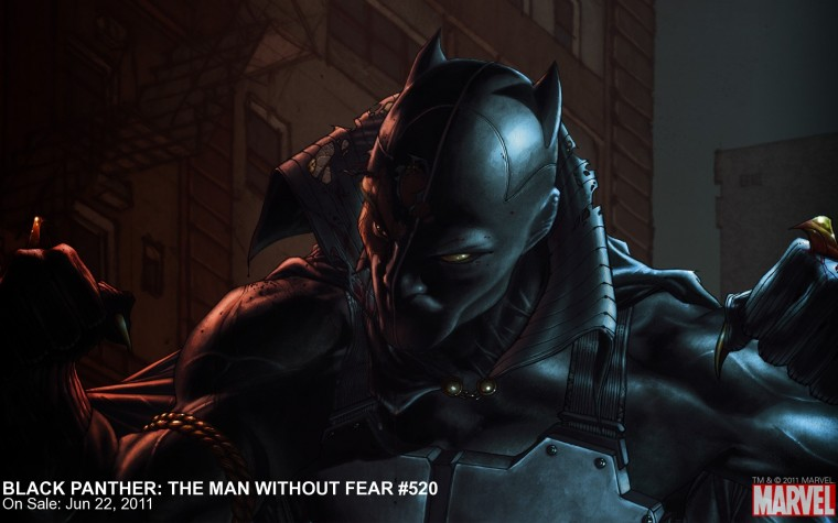 Black Panther Man Without Fear 520 Wallpaper Apps Marvelcom
