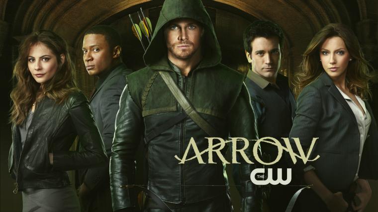 Arrow CW TV Show Wallpapers HD Wallpapers