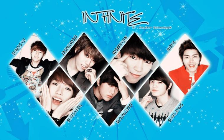 INFINITE   Kpop Wallpaper 35918720
