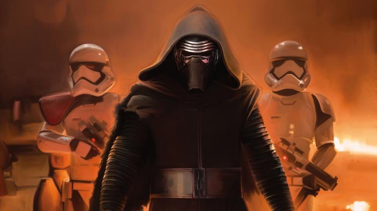 Star Wars The Force Awakens Kylo Ren Wallpapers HD Wallpapers