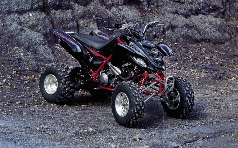 Yamaha ATV wallpapers