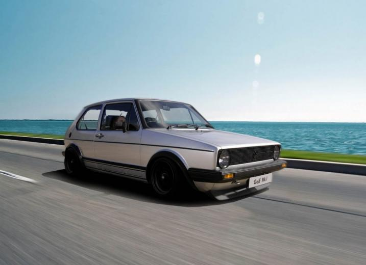 VW Golf Mk1 wallpaper 1600x1160 564586 WallpaperUP