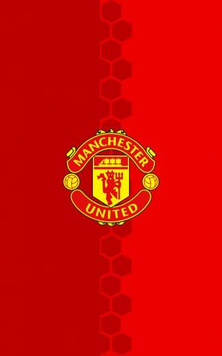 Manchester United 20162017 Home Red Android Wallpaper