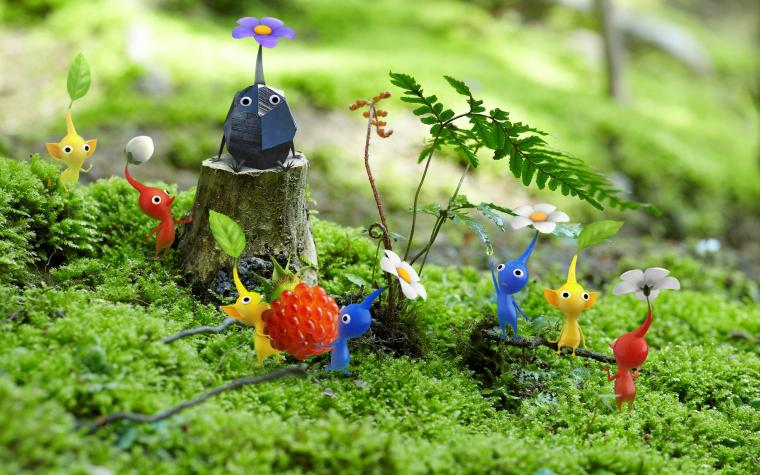 Top HD Quality Pikmin Images   Awesome Collection