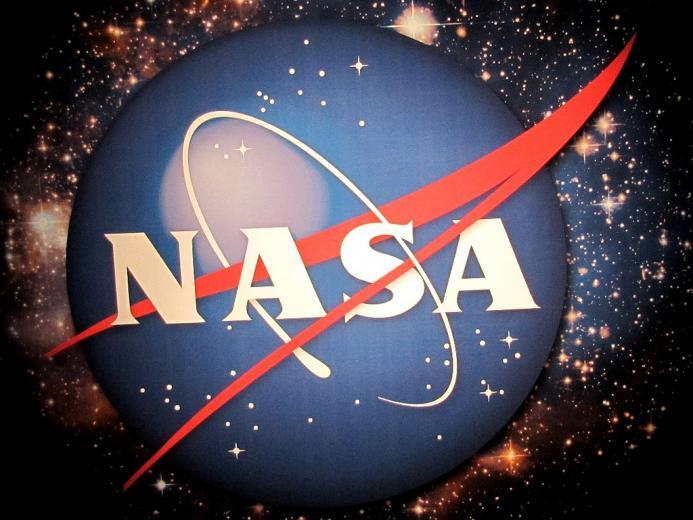 NASA Logo with Stars Elissa Motter Flickr