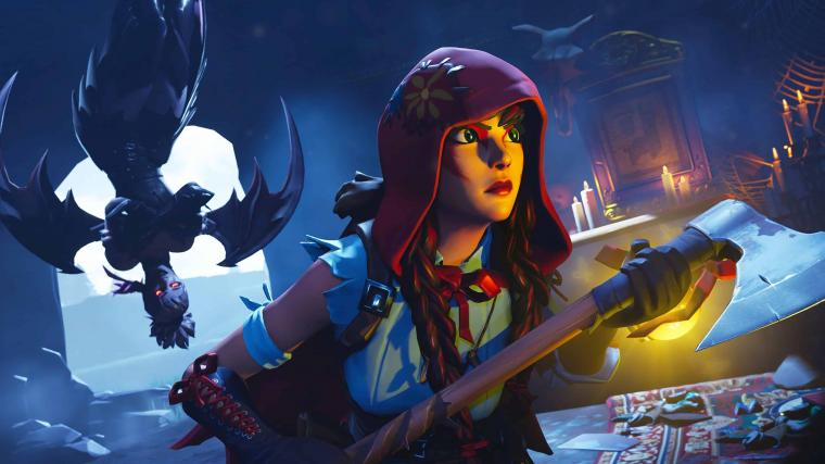 Fable Fortnite Battle Royale Best Wallpaper HD