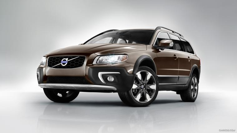 2014 Volvo XC70   Front HD Wallpaper 6