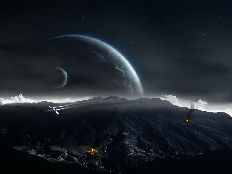 top wallpapers Cool Planet HD Wallpaper