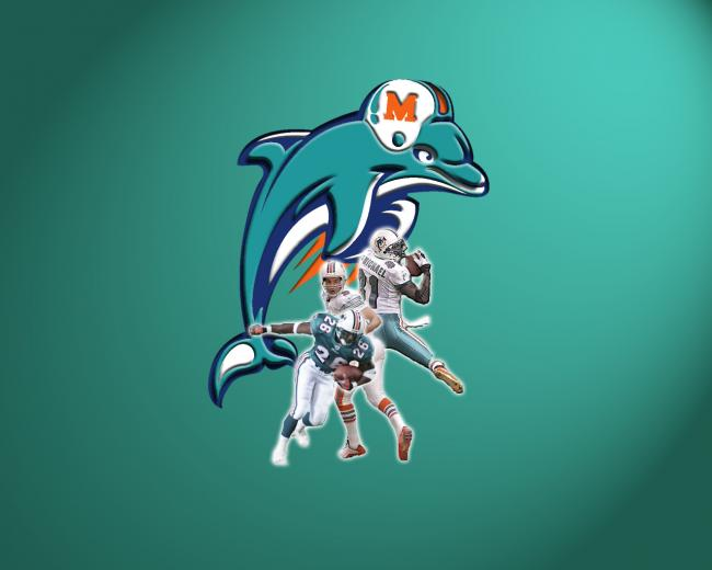 Football Wallpapers Miami Dolphins Wallpaper