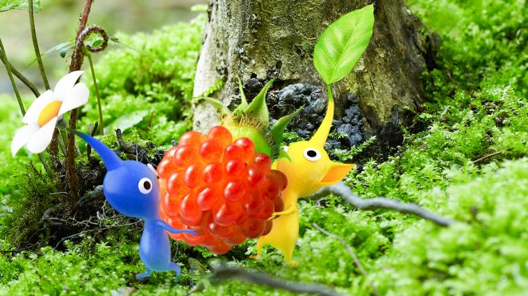 Pikmin New Amazing Wallpapers High Resolution   All HD Wallpapers