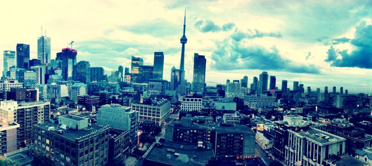 Stunningly Beautiful Pictures of the Toronto Skyline The Lash Blog