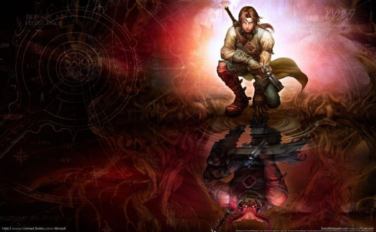 Fable HD Wallpaper Wallpapers Fable ii Fable 2 I am game