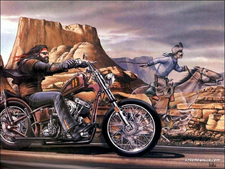 Harley Davidson 1024x768 wallpaper   right click and choose Set as