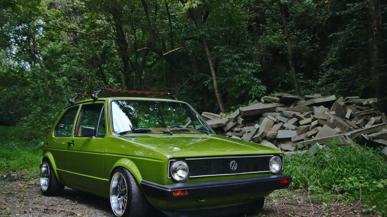 Vw 1 K Golf Car Wallpaper Volkswagen Vw 1 K Golf Wallpapers in
