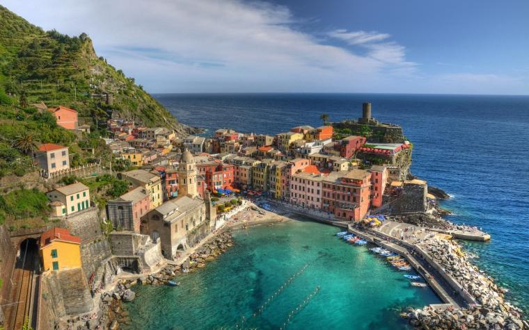 Download Sea Italy Wallpaper 1920x1200 Wallpoper 407253