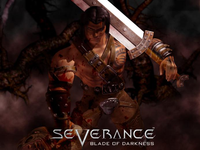 barbarian severance blade darkness wallpaper barbarian wallpaper