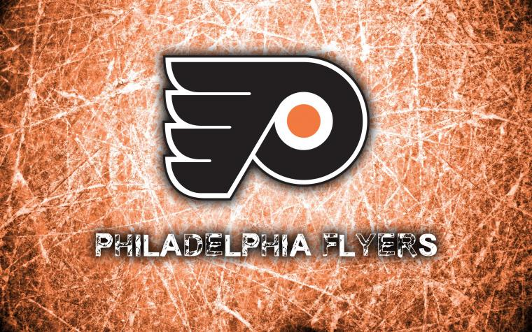 Philadelphia Flyers 2014 Logo Wallpaper