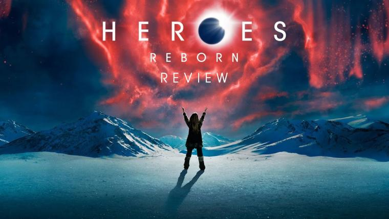 Reviewpoint Ep 20   Heroes Reborn Episodes 1 and 2 Recap and Review