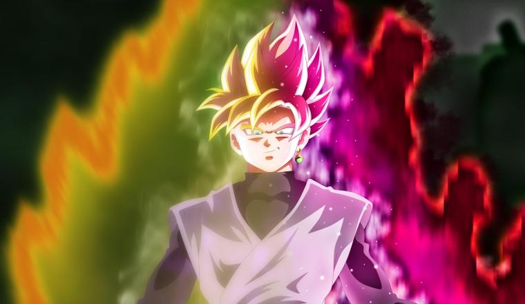 Free download Goku Black Super Saiyan Rose by rmehedi ...