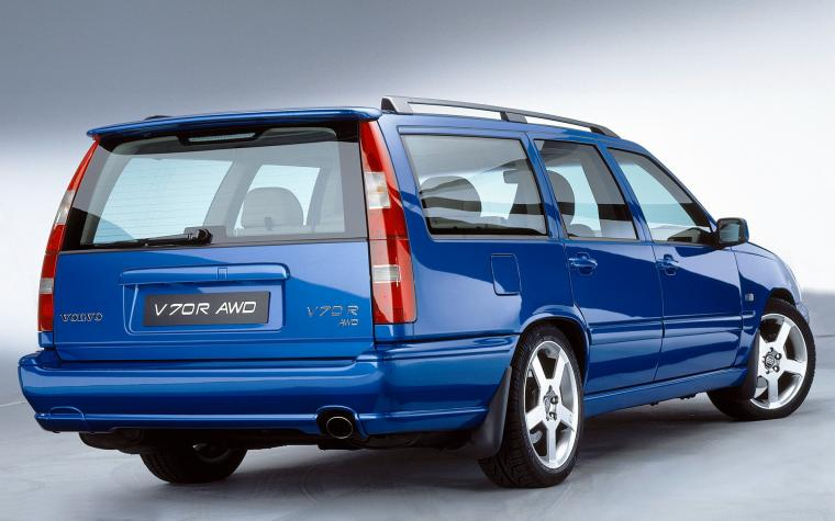 1997 Volvo V70 R   Wallpapers and HD Images Car Pixel