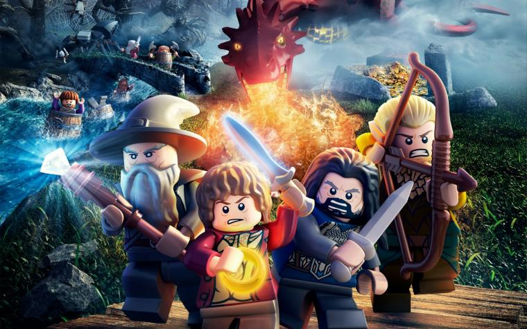LEGO The Hobbit Game Wallpapers HD Wallpapers
