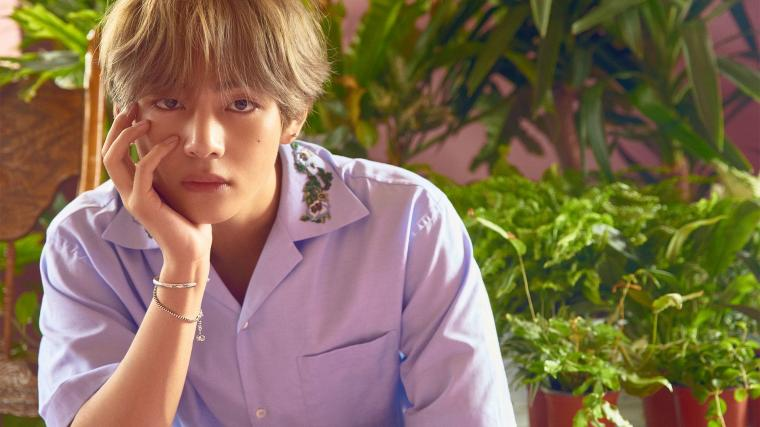 BTS V Desktop Wallpapers   Top BTS V Desktop Backgrounds