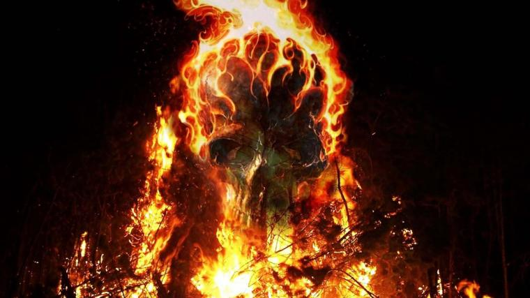 Fire Skulls Live Wallpaper   Android Apps on Google Play
