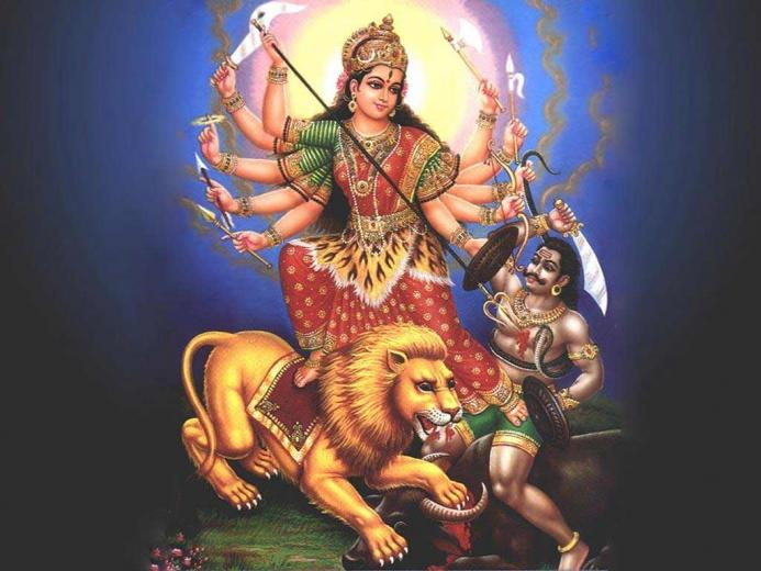 Goddess Durga Wallpaper Wallpapers