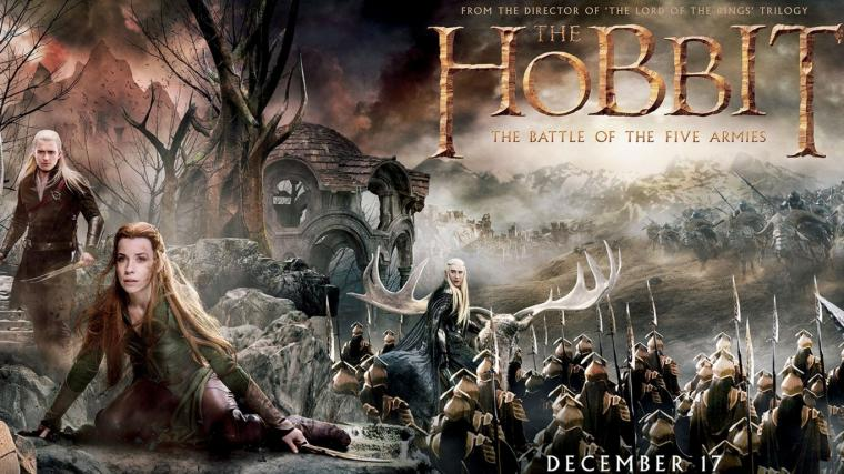 The Hobbit The Battle of The Five Armies 2014 Movie hd wallpaper 4