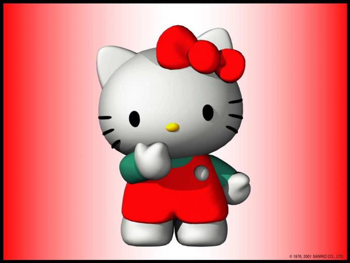 Download Fun Hello Kitty Download Hello Kitty Wallpapers [1024x768