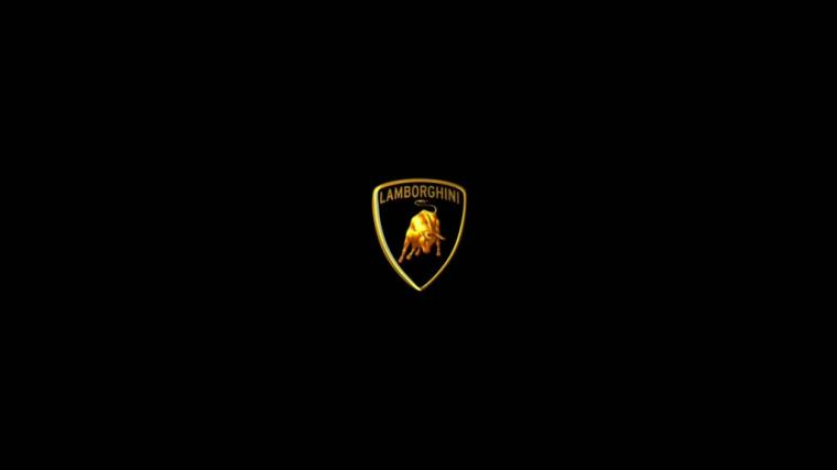Lamborghini Car Logo Background HD Wallpaper Lamborghini Car Logo