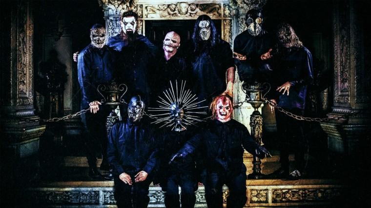 Wallpaper Slipknot Band HD Wallpaper Upload at October 22 2014 by