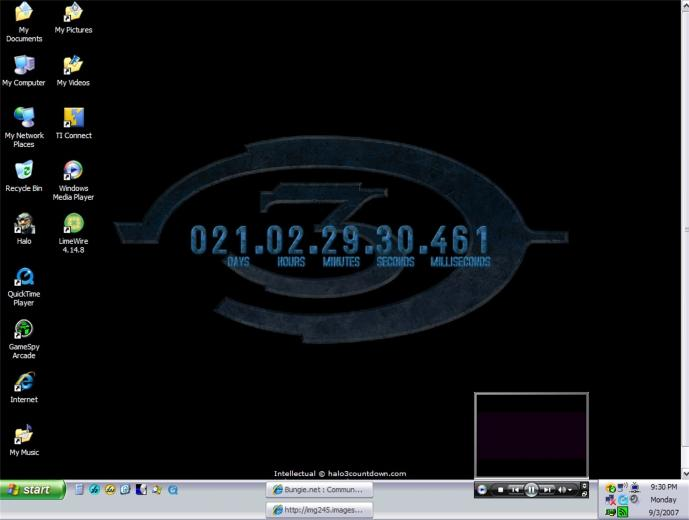 Desktop Countdown