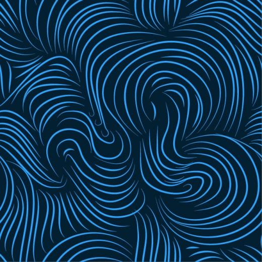 Vector Seamless Abstract Pattern Background Vector Graphics