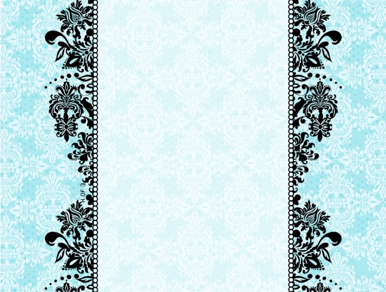 Black And Blue Damask Background Photo by DamaskBelle Photobucket