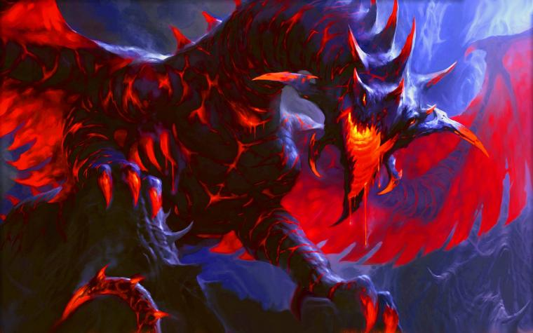 Water Dragon Wallpapers   Red Dragon Of Domination Hd Wallpapers