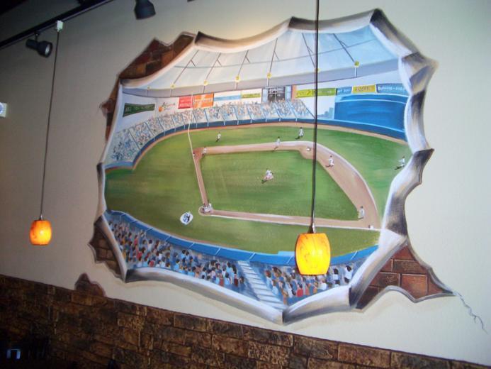 Baseball Wallpaper Murals